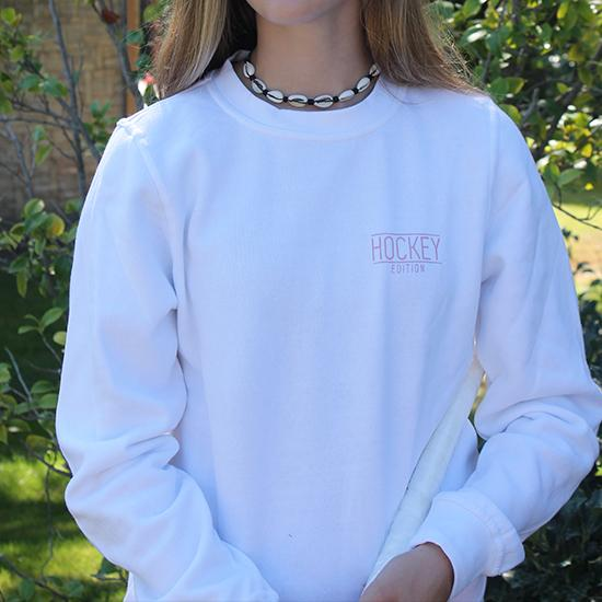 Sudadera Flick House Edition SR Blanco