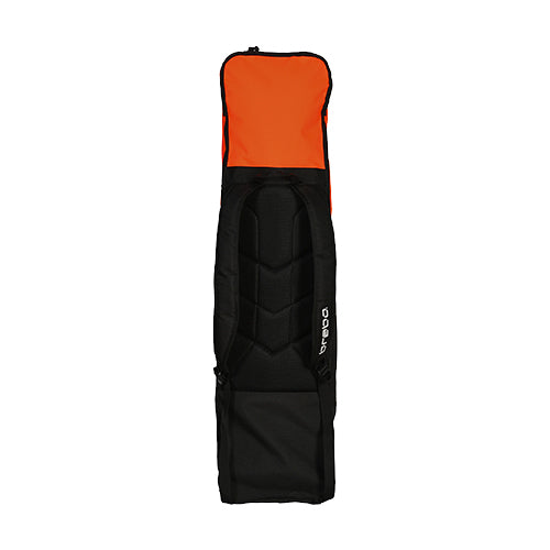 Funda de Hockey Brabo Team TC Negro Naranja