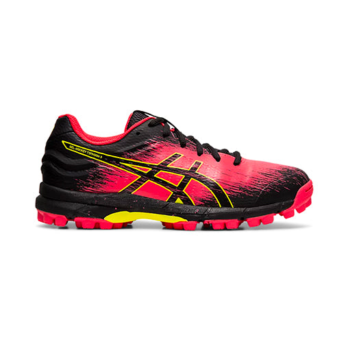 Zapatillas Asics Gel-Hockey Typhoon 3 Laser Rosa Negro