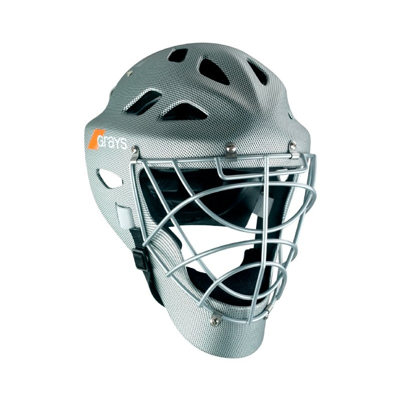 Casco Grays G600 GK Negro