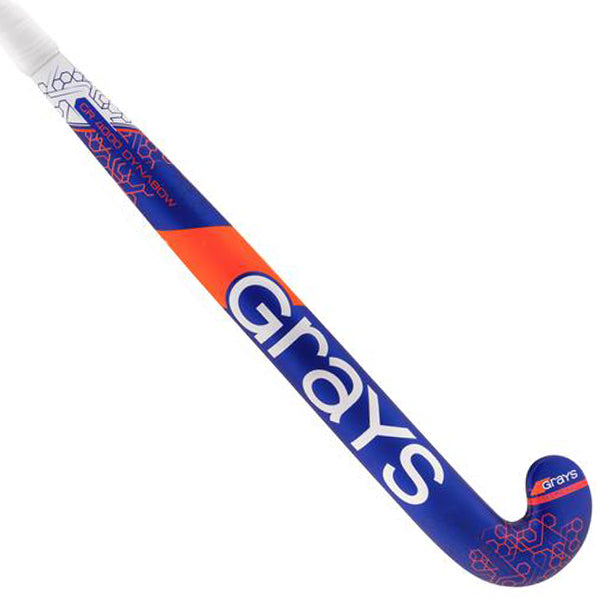 Palo de Hockey Grays GR4000 Dynabow Azul/Rojo