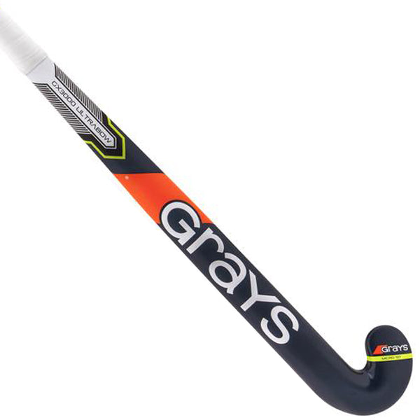 Palo de Hockey Grays GX3000 Ultrabow Azul/Amarillo