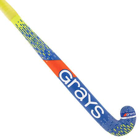 Palo de Hockey Grays EXO Ultrabow Azul/Amarillo
