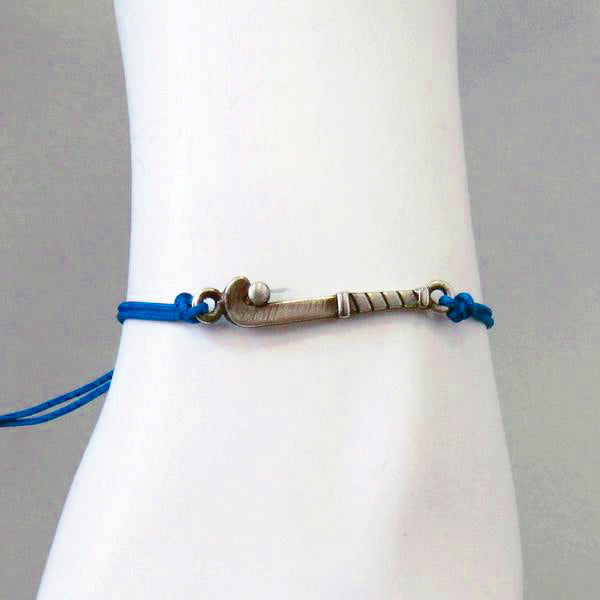 Brazalete Flick Hockey Azul