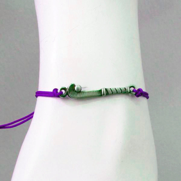 Brazalete Flick Hockey Violeta