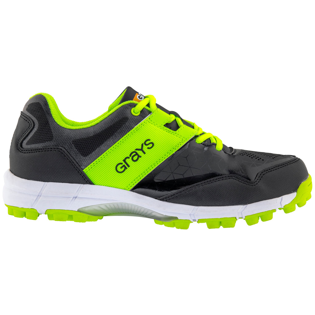 Grays Zapatillas Flash Negro/Amarillo