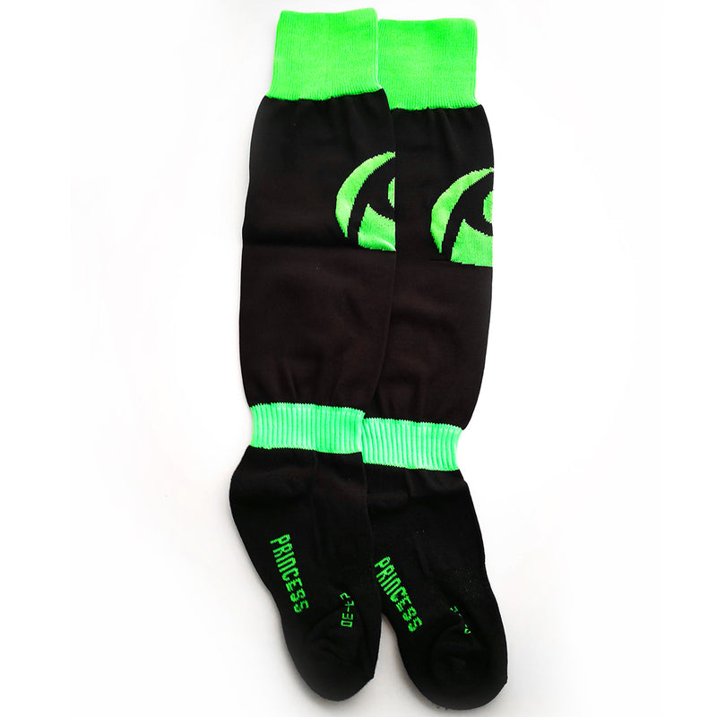Princess Hockey Socks Green