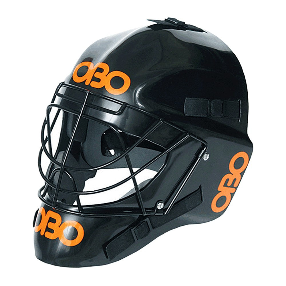 Casco OBO Poly P Junior Negro