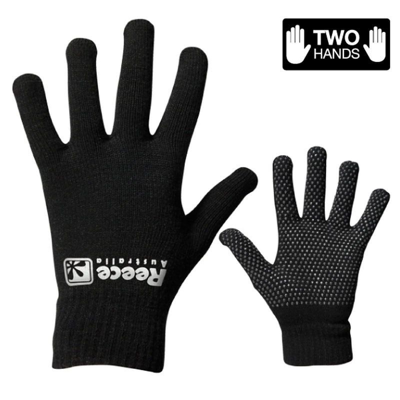 Guante de Invierno Reece Winter Glove Black Negro