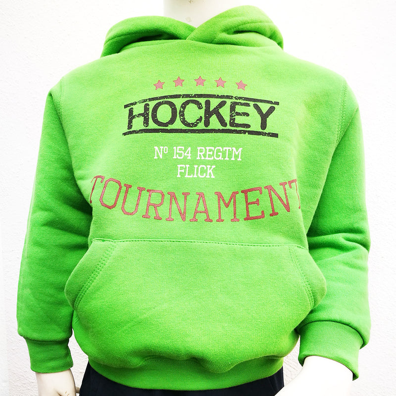 Sudadera Flick Hockey Tournament Jr