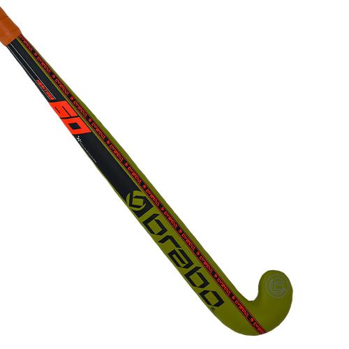Palo de Hockey Brabo G-Force Heritage 60 Army
