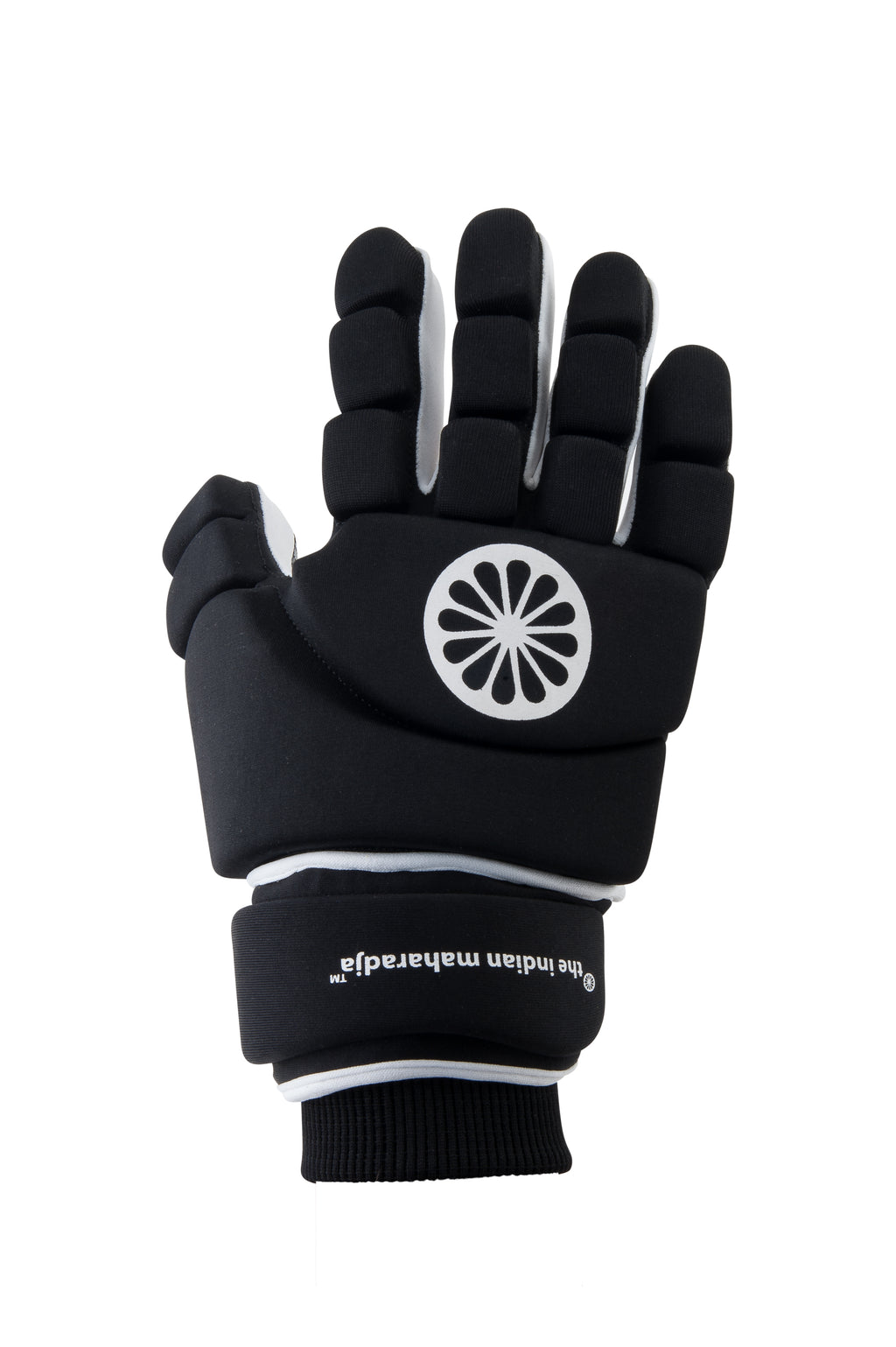 Guante de Hockey The Indian Maharadja Glove PRO full [right]-black