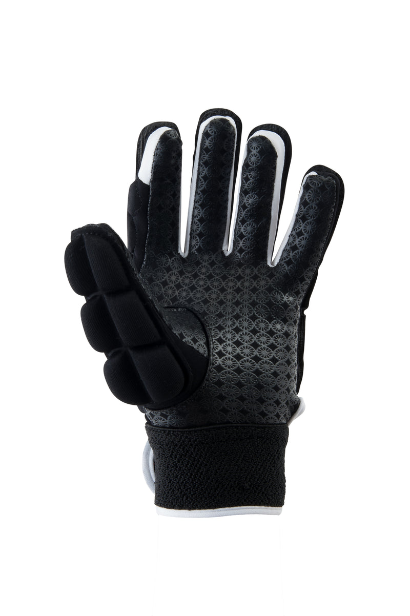 Guante de Hockey The Indian Maharadja Glove foam full [left]-black