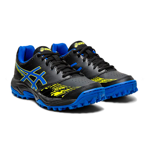 Zapatillas Asics Gel-Blackheath 7 GS Negro Azul