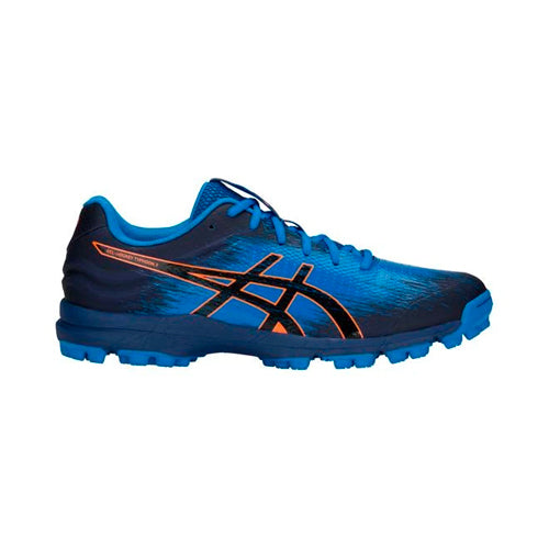 Zapatillas Asics Hockey Gel-Hockey Typhoon 3 Azul Navy y Negro