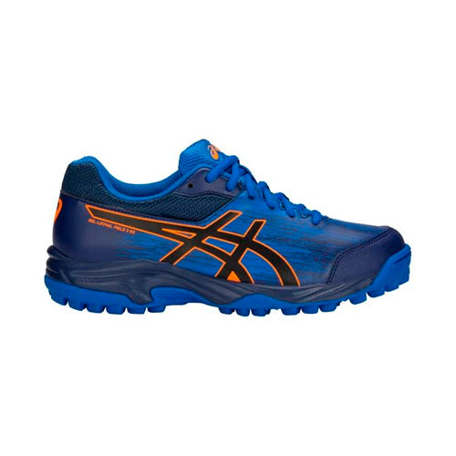 Zapatillas Asics Hockey Gel-Lethal Field 3 Gs Azul Navy y Negro