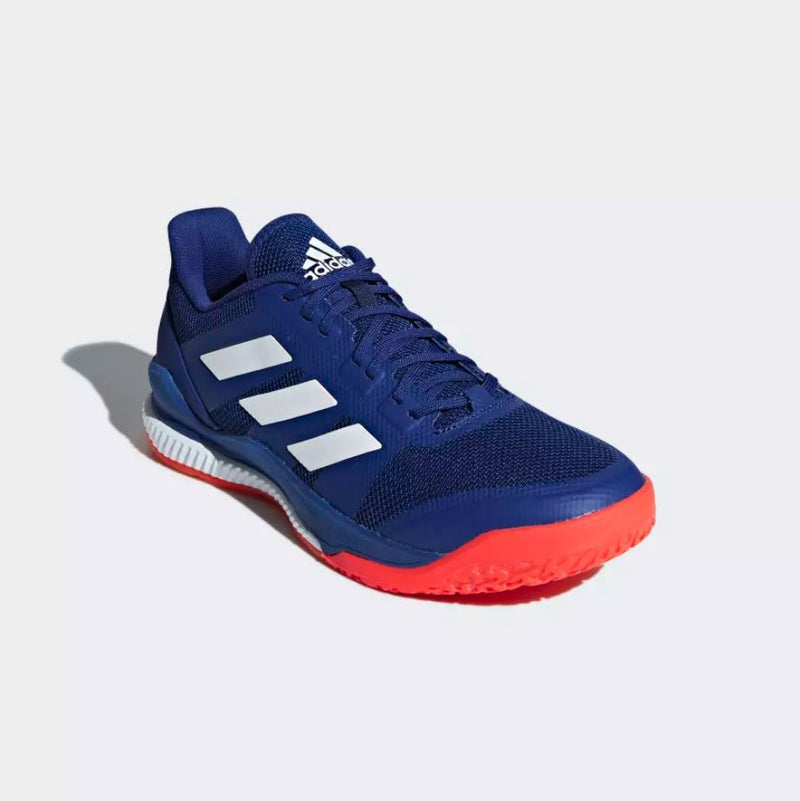 Zapatillas Adidas Sala Court Stabil JR Azul