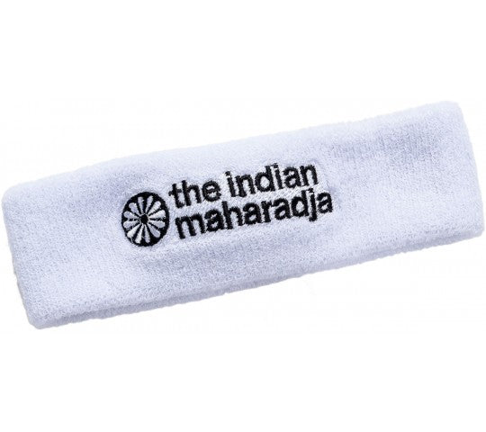 Cinta para el Pelo The Indian Maharadja Blanco