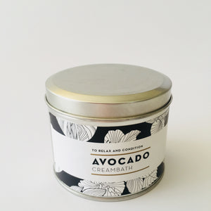 Avocado Cream - Creambath