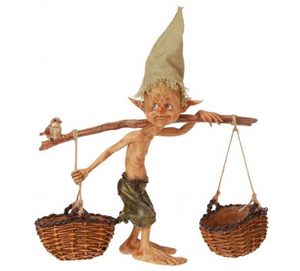 Elfin Carrying Baskets-- Limited Edition - Woodland Emporium