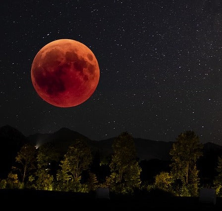Super Blood Full Wolf Moon Eclipse