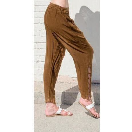 Radiant Pants Pants- Sage Moon