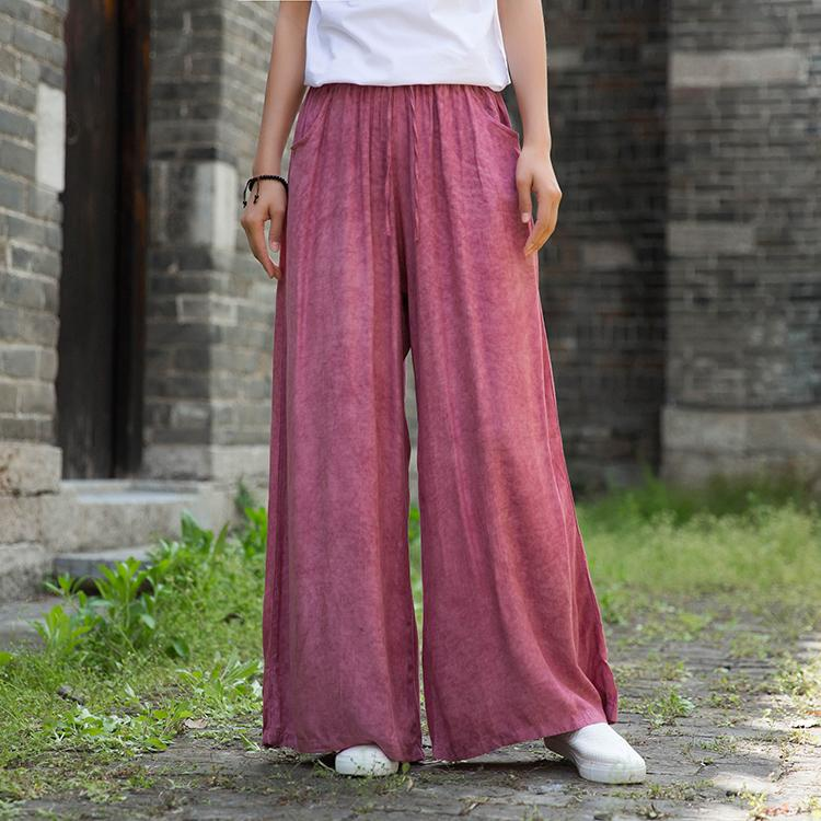 Butterfly Pants - Sage Moon