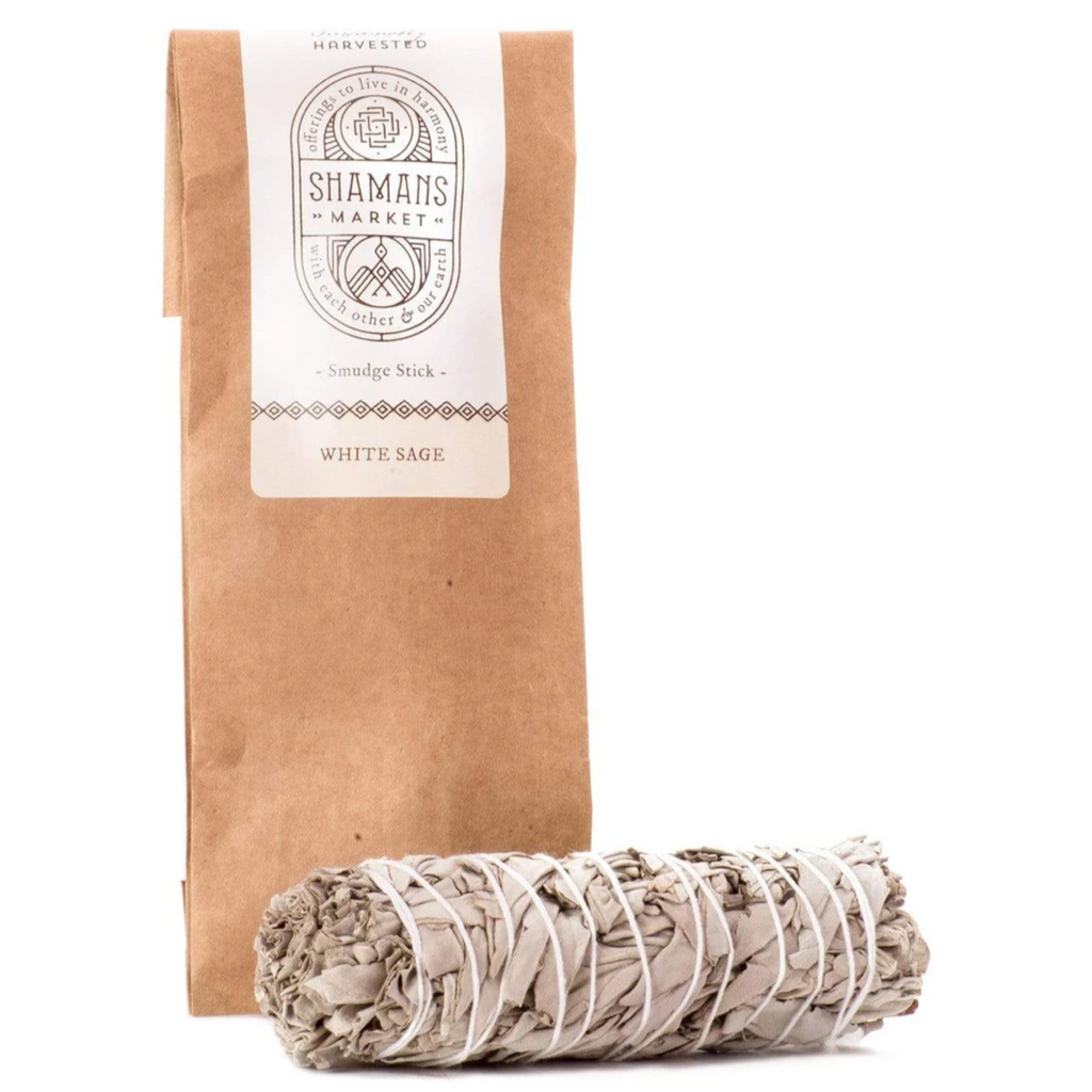 White Sage Smudge Stick - Sage Moon