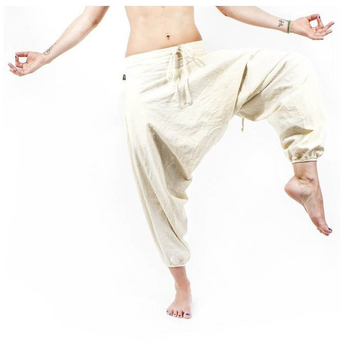 Savannah Winter Harem Pant. Beige