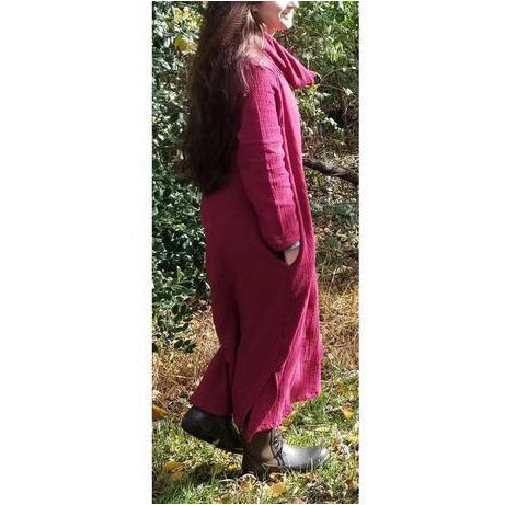 Earth Flow Dress - Sage Moon