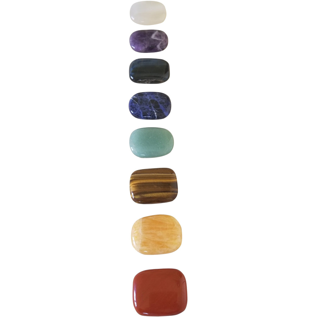 The Real Deal Chakra Healing Set - Sage Moon