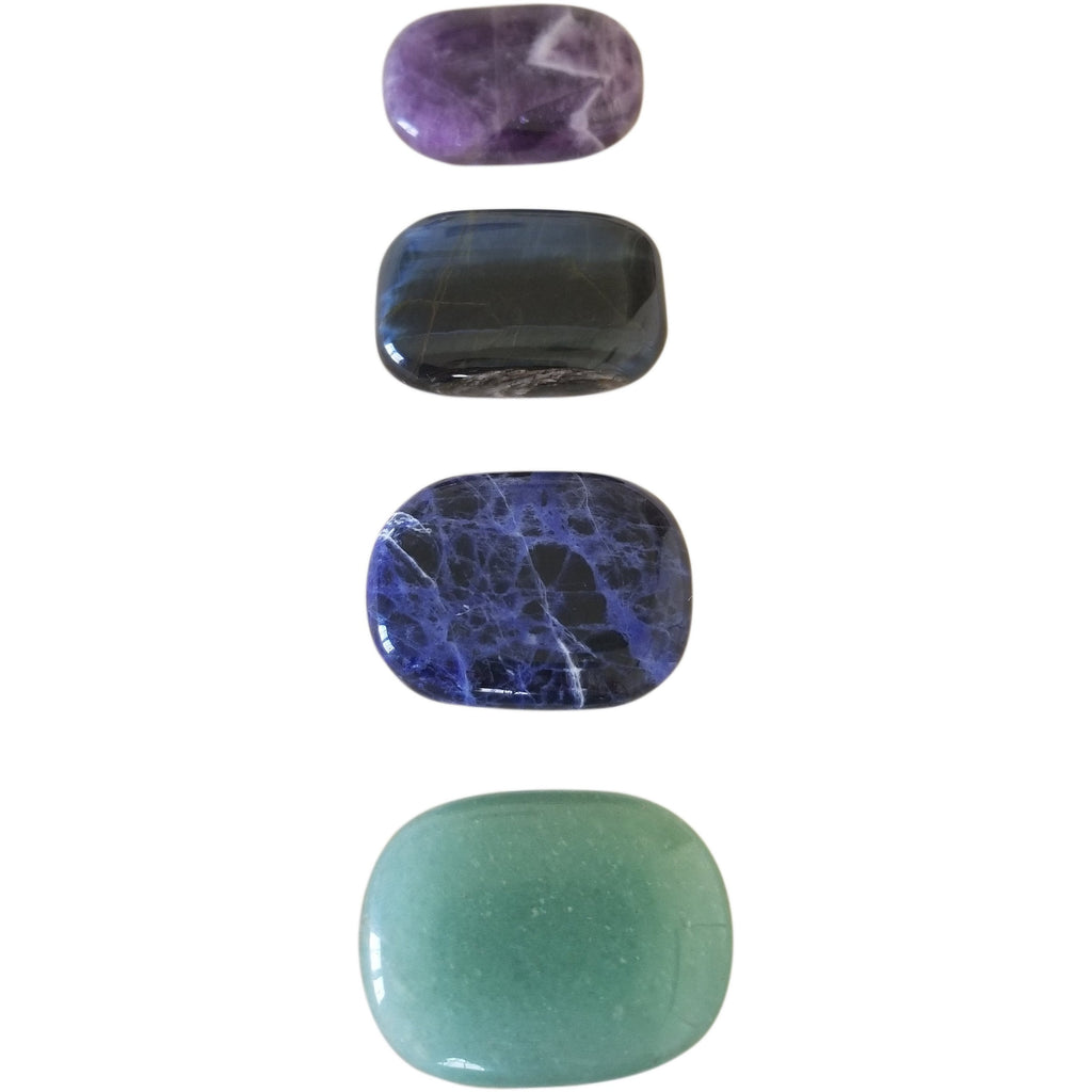 The Real Deal Chakra Healing Set