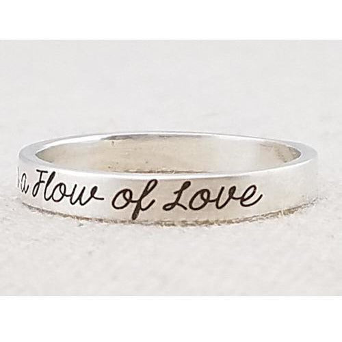 flow of love ring