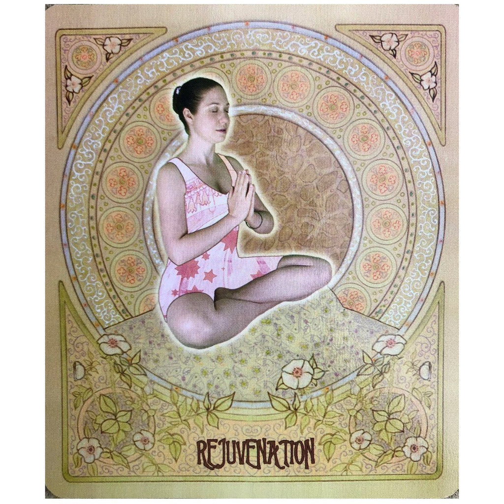Kundalini Yoga Meditations Oracle Card