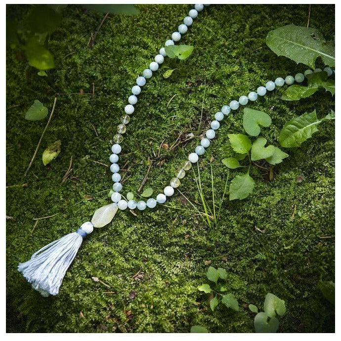 Sweet Surrender Mala - Sage Moon