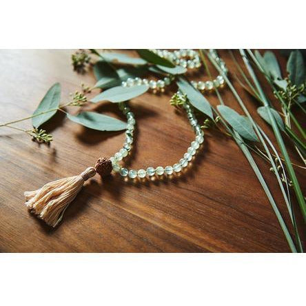 Self Love Mala - Sage Moon