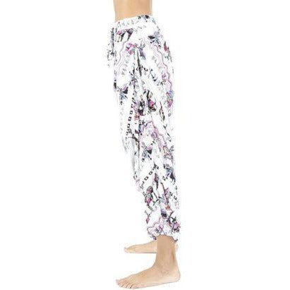 Elephant Harem Pants - Sage Moon