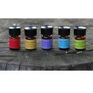 Travel Size Set of Kundalini Blends Essential Oil Blends- Sage Moon