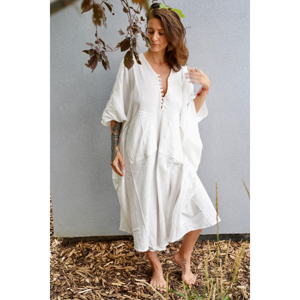 Miracle Playsuit 2.0 - Sage Moon