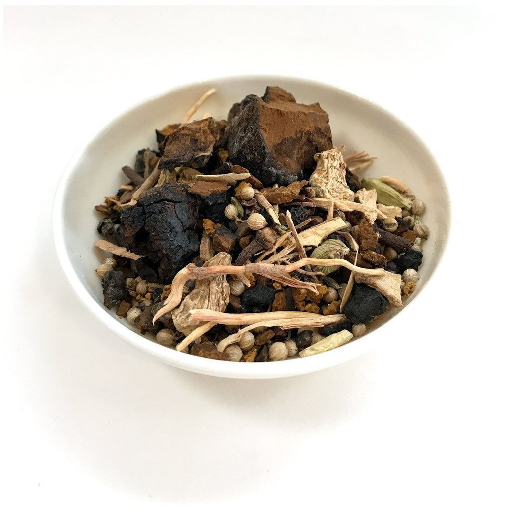 Chaga and Chai Tea- Sage Moon