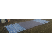 Adi Yoga and Meditation Mat - Sage Moon