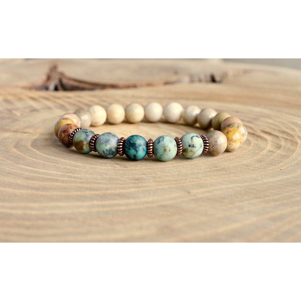 Evolution Bracelet - Sage Moon