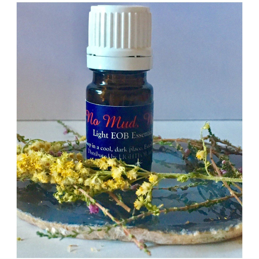 No Mud, No Lotus Essential Oil Blends- Sage Moon