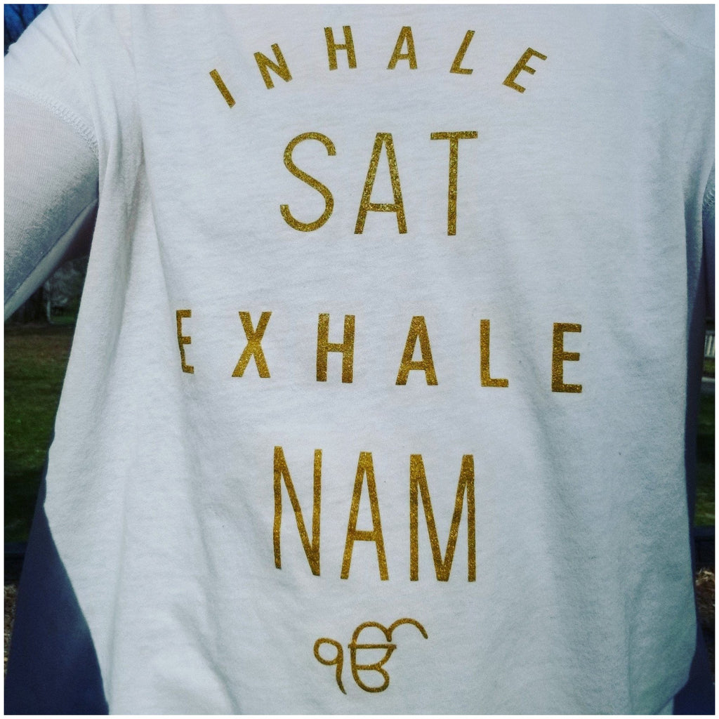 Inhale Sat Exhale Nam Top Tops- Sage Moon