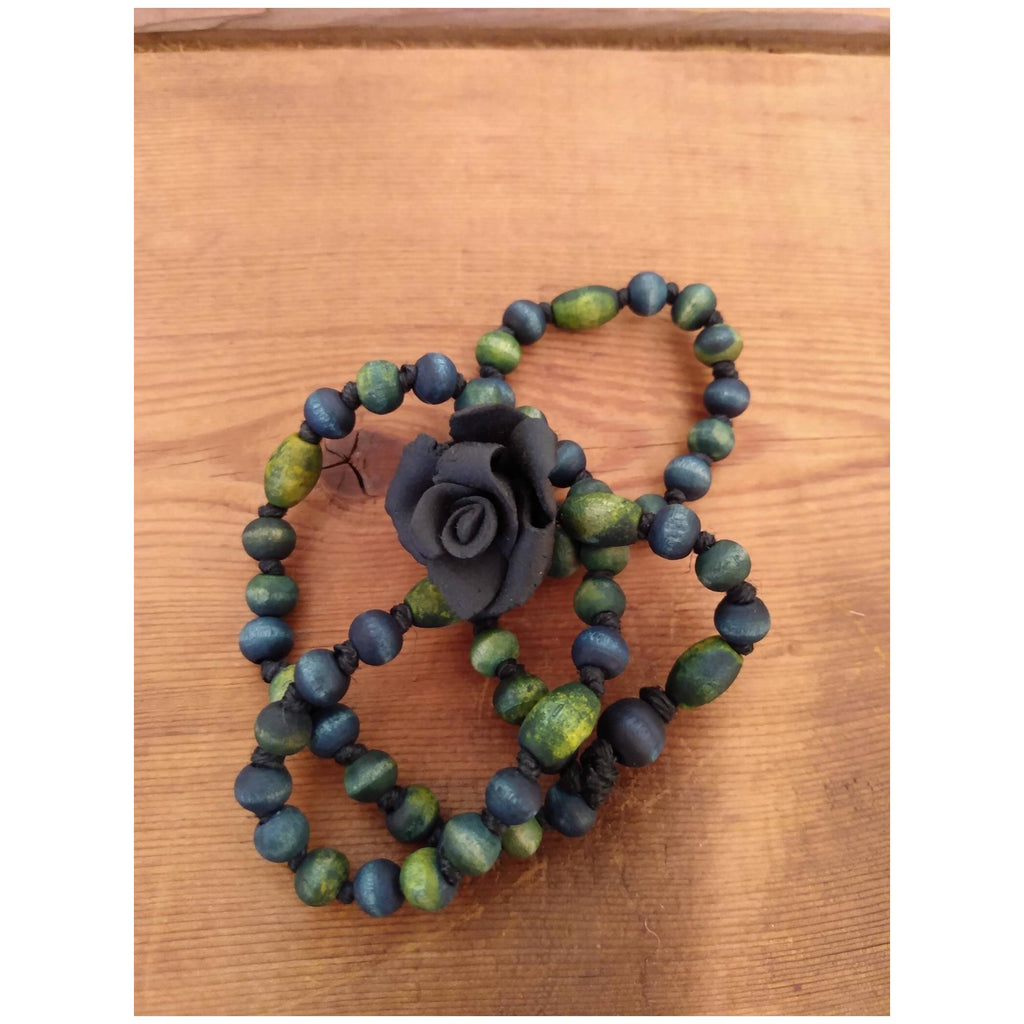 Mother Earth Rosary - Sage Moon