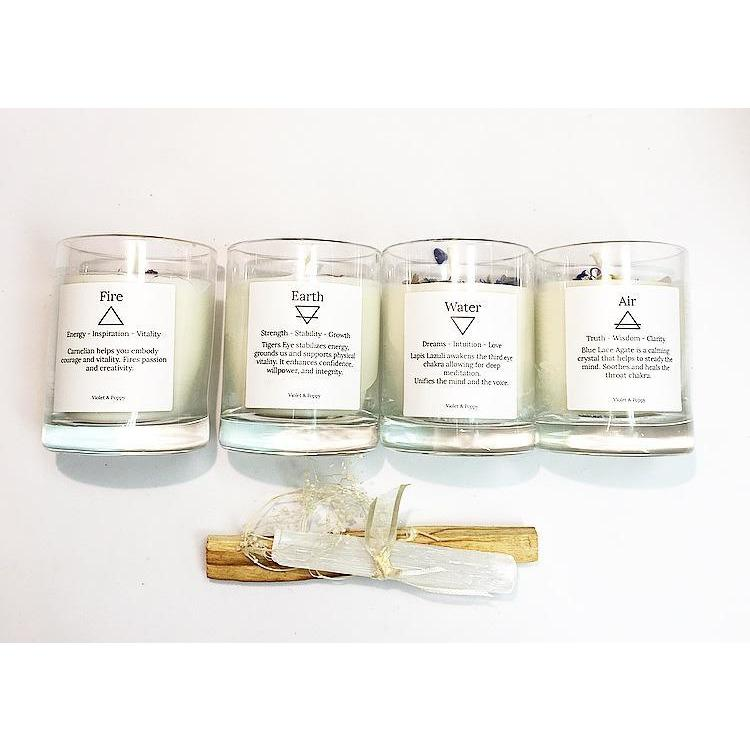 Handmade Candle Votive Set