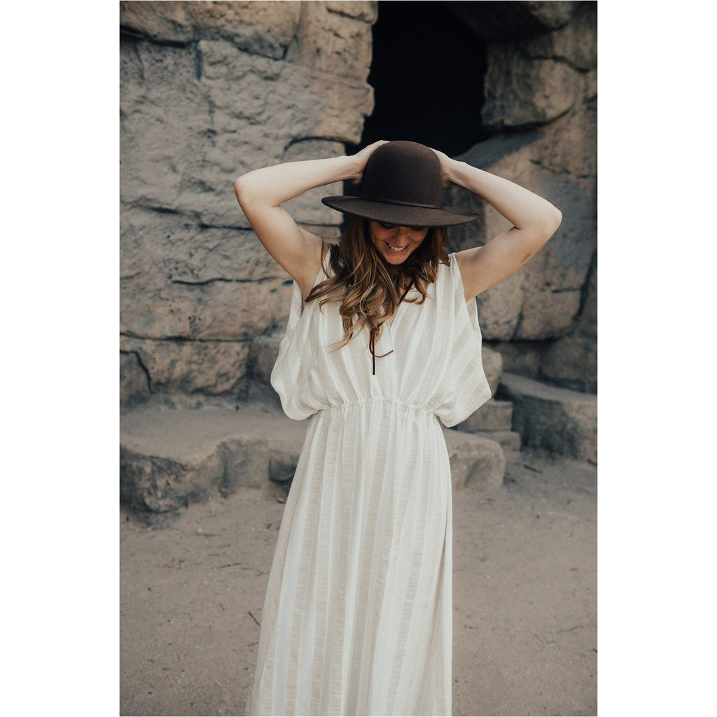 Alice Grecian Dress