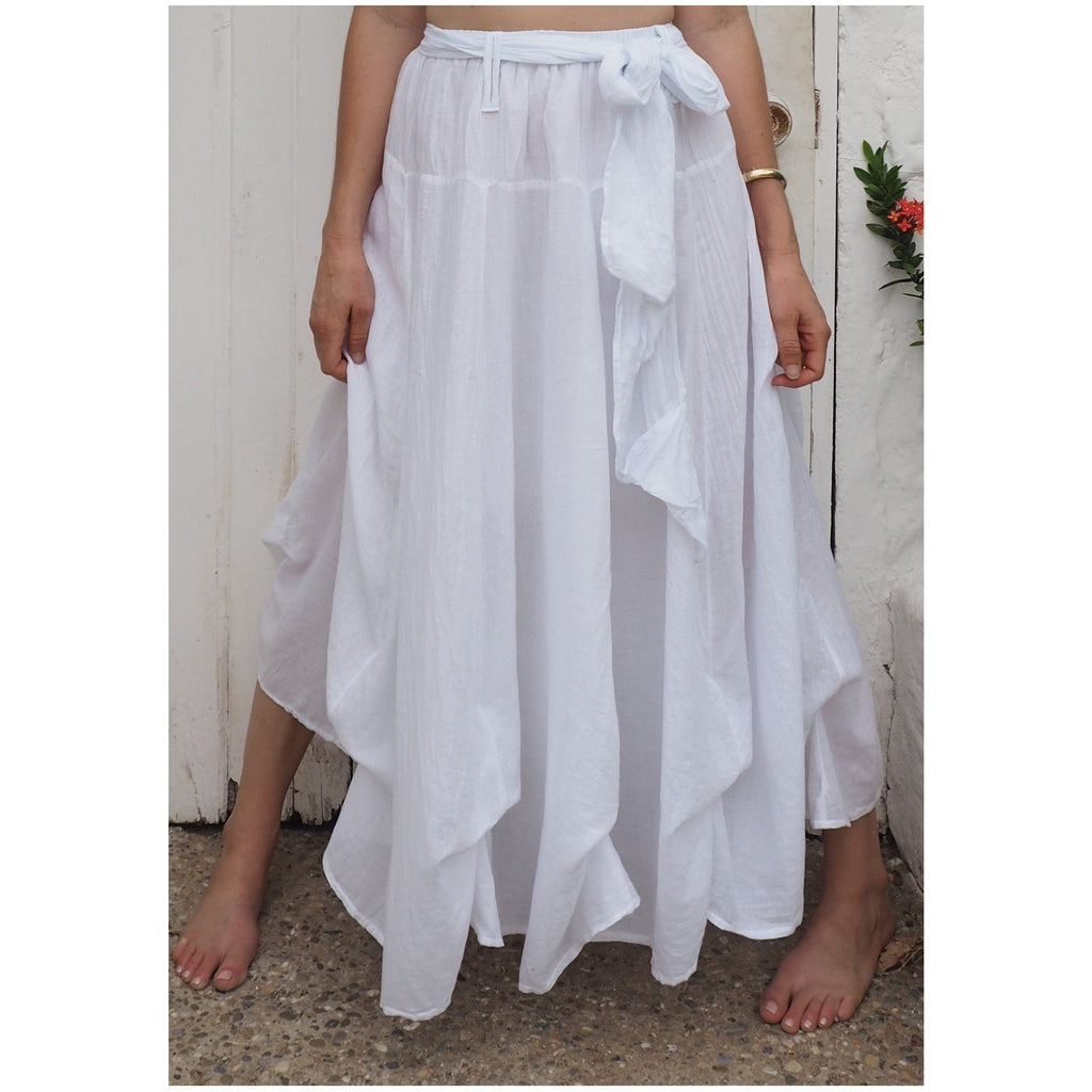 Athena Skirt (available in 8 colors!) - Sage Moon