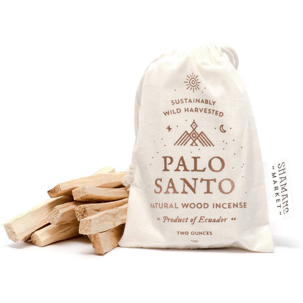 Palo Santo Incense Sticks - Sage Moon