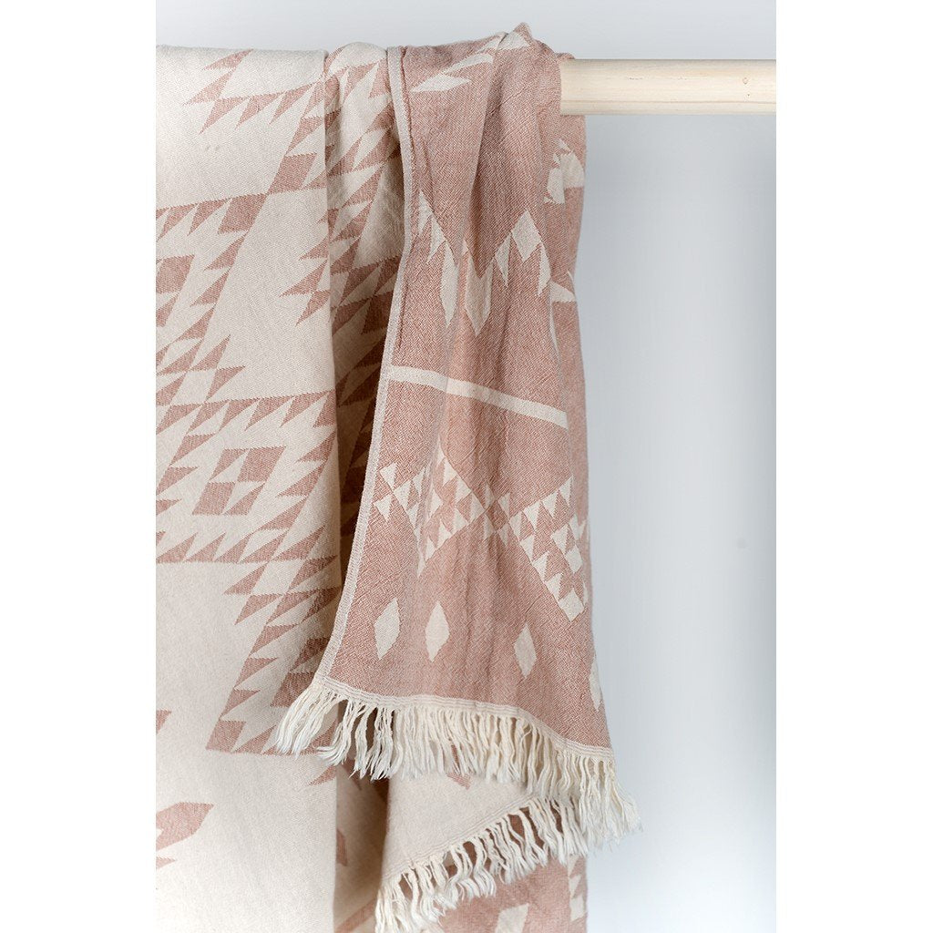 Atlas Turkish Cotton scarf/towel - Sage Moon